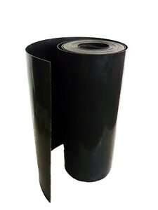 HDPE Wurzelsperre Rhizomsperre Bambussperre - 30 cm hoch (2 mm)