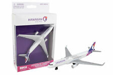 Diecast Metal Aircraft Toy Commercial Airplane Model - Hawaiian Airlines