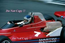 Carlos Reutemann Martini Brabham BT45 Monaco Grand Prix 1976 Photograph 8