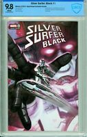 Silver Surfer: Black #1 Comics Elite Ryan Brown Exclusive - CBCS 9.8!