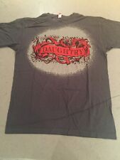 Daughtry 2008 World Tour T-Shirt NEW Large