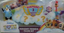 Disney Junior T.O.T.S. Nursery Friends Figure Set 3 Mystery Babies