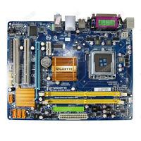 GIGABYTE GA-G31M-ES2C For Intel LGA 775 Micro ATX Motherboard DDR2 4GB Mainboard