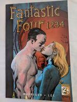 Fantastic Four 1234 Marvel Knights TPB by Grant Morrison & Jae Lee MARVEL