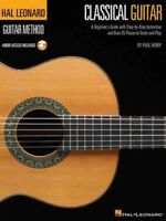 Classical Guitar : A Beginner's Guide With Step-by-step Instruction and over ...