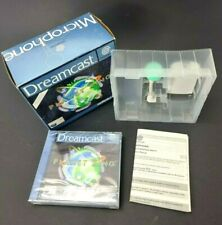 Dreamcast Planet Ring With Microphone Big Box Edition FACTORY SEALED GAME PAL