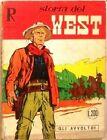 COLLANA RODEO n° 60 - Storia del West (Cepim, 1972)