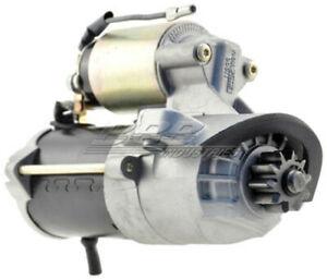 Remanufactured Starter  BBB Industries  6692