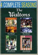 The Waltons: Complete Seasons 5-8 (DVD,2018)