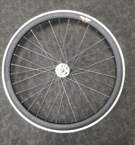 New 700c front Fixe Track wheel