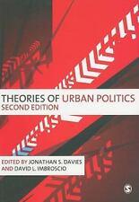 Theories of Urban Politics (2008, Paperback)