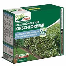 Cuxin Spezialdünger für Kirschlorbeer 3 kg Dünger Kirsch Lorbeer Heckenkirsche