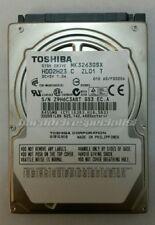 TOSHIBA MK3263GSX 320GB SATA Laptop Drive HDD2H23 C ZL01 T F/W:A0/FG020A