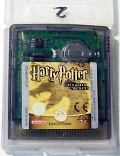 Game Boy Color - Harry Potter & the Chamber of Secrets - EA 2002 - Getestet! (A)