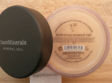 GENUINE Bare Minerals HYDRATING MINERAL VEIL 6g Finishing Powder Loose Face Nude