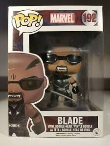 FUNKO POP BLADE N° 192  EXCLUSIVE PX PREVIEWS MARVEL
