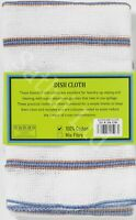 Extra Large Stripe Dish Cloths Cleaning 100%Cotton Kitchen Tea Towels Pack Of 10