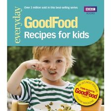 BBC Good Food Recipes Kids Childrens Meals Food Eating Healthy Cook Book Family