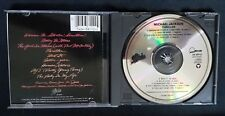 Michael Jackson Thriller CD Original 1982 MADE IN JAPAN EPIC EK 38112 HTF Rare