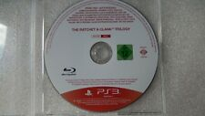 The Ratchet and & Clank Trilogy PS3 PROMO Game Rare for Sony PlayStation 3.