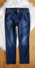 AMERICAN EAGLE Mens 30x30 Slim Straight Dark Wash Blue Jeans