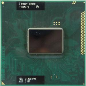 Intel® Core™ i5-2520M Processor | 2,9GHz -> 3.2GHZ | PGA988 | Test OK