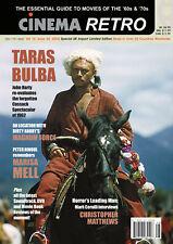 CINEMA RETRO #48 TARAS BULBA ELVIS PRESLEY MAGNUM FORCE HAMMER HORROR