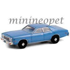 Greenlight 44900 B Hollywood Series 30 Christine 1977 Plymouth Fury 1/64 Blue