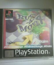 Bust a move 4 PS1 complet PAL/FR