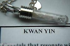 KWAN YIN  CRYSTAL CHAKRA HEALING PENDULUM - COMPASSION