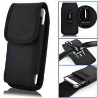 Pouch Holster Vertical Belt Clip Loop Case For Samsung Galaxy Note 10/Cell Phone