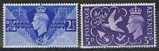 Engeland postfris 1946 MNH 231-232 - Overwinning Geallieerden
