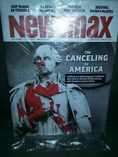 Newsmax Magazine Sept 2020 NEW Independent America Political Health Jay Leno~NEW