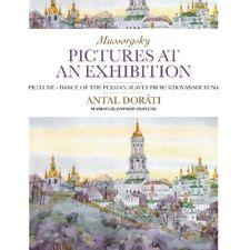 ANTAL DORATI - PICTURES AT AN EXIBITION  VINYL LP NEU MUSSORGSKY,MODEST PETER