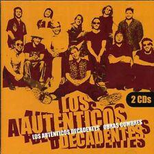 Los Auténticos Decadentes, Los Autenticos Cadetes - Obras Cumbres [New CD]