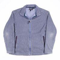 PATAGONIA Synchilla Purple 00s  Casual Fleece Jacket Womens L