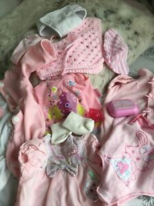 Baby Annabell Clothes To Fit Baby Born 🎅🏻Size 10 Inch Doll Lovely 🥰