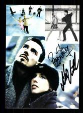 Peggy Schwarz und Mirko Müller Autogrammkarte Original Eiskunstlauf + A 213568