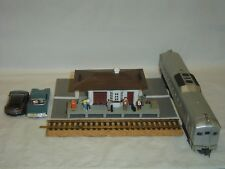 HO Scale Gattago Railroad Station Custom Assembled