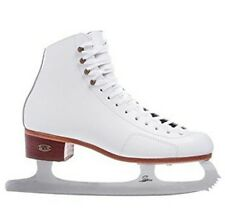 New listing New Riddell Ice figure skate Model 280 White Width:M Size 5 1/2 Blade:Sapphire