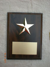 Recognition/Retirement Award Plaque 6x8 Trophy FREE custom engraving