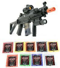 Double Eagle SIG 552 M82P Black Electric Rifle Airsoft Tactical AEG Gun 1000 BBs