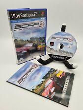 SCAR | OVP & HANDBUCH | PS2 | PLAYSTATION 2 | AUTORENNEN | PAL | SPIEL | GAME
