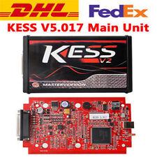 RED KESS V2 V5.017 Main Unit EU Master Online 100% No Tokens + Free DHL+ 4 Gifts
