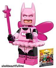 LEGO Minifigures Fairy Batman The Movie 71017 Pink Minifigure SEALED #3 figure