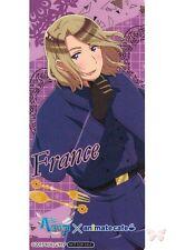 Hetalia Axis Powers The World Twinkle x animate cafe Bookmark France