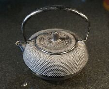 Vintage Japanese Cast Iron 600ml Teapot