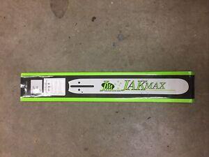 """HUSQVARNA 136 137 435 440 445 chainsaw 13"""" bar Jakmax"""