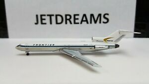 1/400 FRONTIER AIRLINES BOEING 727-200 1970'S COLORS N7277F AEROCLASSICS