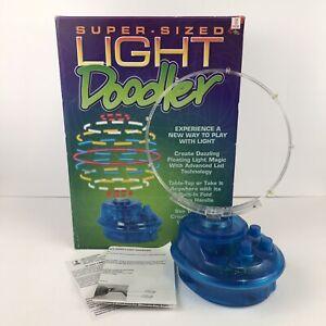 You Can Imagine Super-Sized Light Doodler Translucent Blue Working Light Show